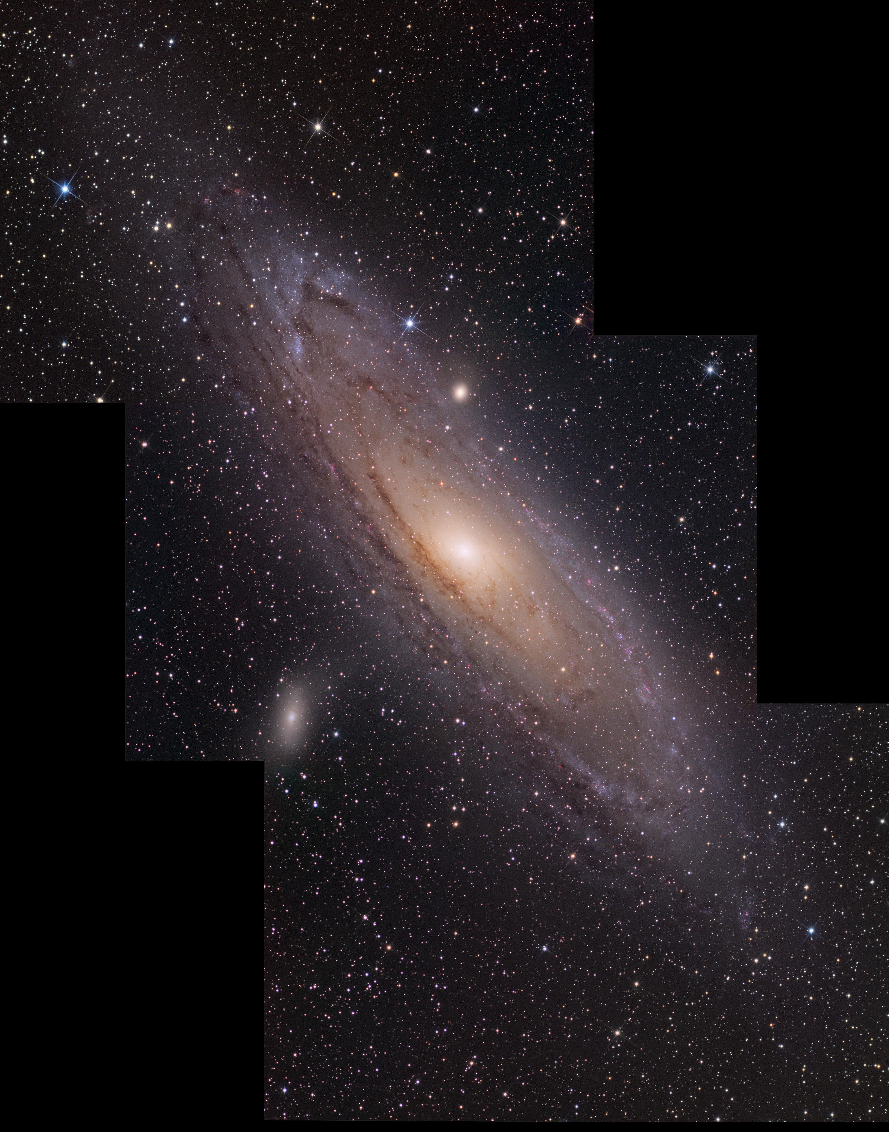 Best of AOP: M31: The Andromeda Galaxy